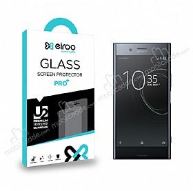 Eiroo Sony Xperia XZ Premium Tempered Glass Cam Ekran Koruyucu