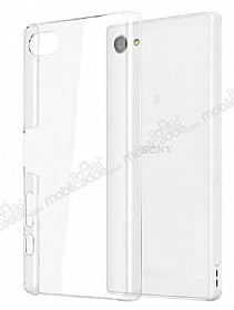 Eiroo Sony Xperia Z5 Compact �nce Kristal K�l�f