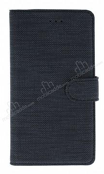 Eiroo Tabby Samsung Galaxy S20 Cüzdanlı Kapaklı Siyah Deri Kılıf