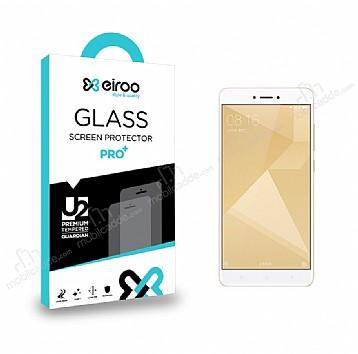 Eiroo Xiaomi Redmi 4X Tempered Glass Cam Ekran Koruyucu
