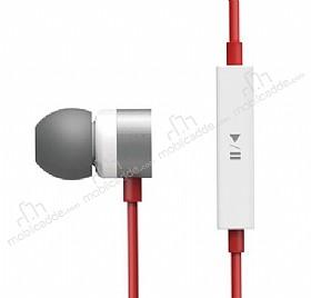 Elago E502M Alüminyum Mikrofonlu Kırmızı Kulaklık