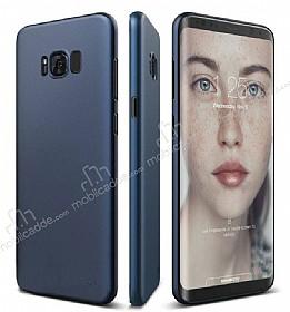 Elago Inner Core Samsung Galaxy S8 İndigo Mavi Rubber Kılıf