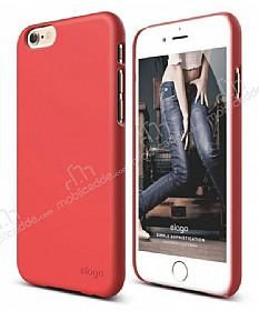 Elago S6 Slim Fit 2 iPhone 6 Plus / 6S Plus Italian Rose Rubber Kılıf