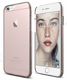 Elago Slim Fit 2 iPhone 6 Plus / 6S Plus Rose Gold Rubber Kılıf