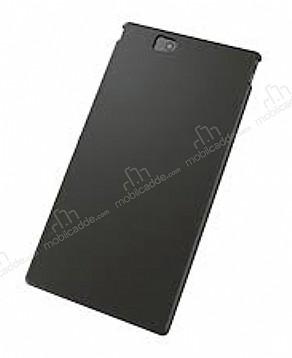 Elecom Sony Xperia Z Ultra Siyah Silikon Kılıf
