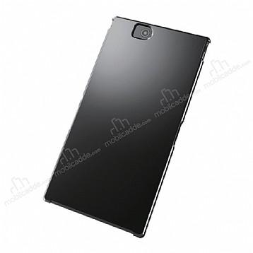 Elecom Sony Xperia Z Ultra Siyah Rubber Kılıf