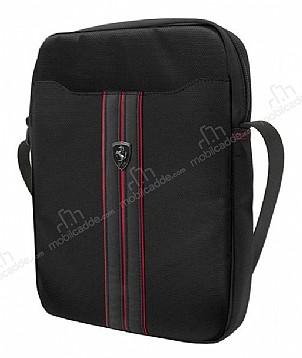 Ferrari Universal 9-10 inç Tablet Çanta Siyah Kılıf