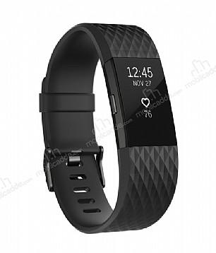 Fitbit Charge 2 Akıllı Bileklik Black Gunmetal Large FB407GMBKL-EU