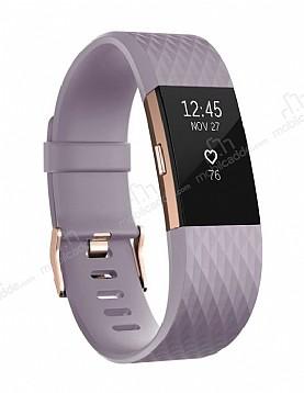 Fitbit Charge 2 Akıllı Bileklik Lavender Rose Gold Large FB407RGLVL-EU