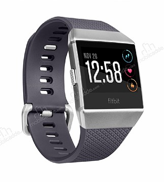 Fitbit Ionic Blue Gray & Silver Gray Akıllı Saat FB503WTGY-EU