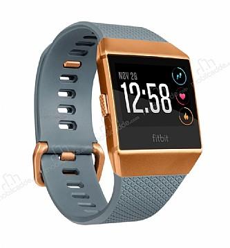 Fitbit Ionic Slate Blue & Burnt Orange Akıllı Saat FB503CPBU-EU