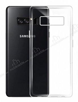 G-Case Cool Serisi Samsung Galaxy Note 8 Şeffaf Silikon Kılıf