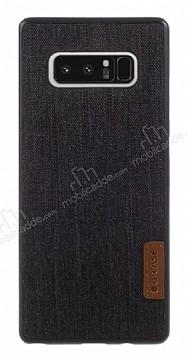 G-Case Dark Series Samsung Galaxy Note 8 Kumaş Görünümlü Rubber Kılıf