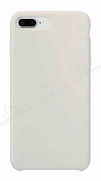 G-Case Original Series iPhone 7 Plus / 8 Plus Bej Silikon Kılıf