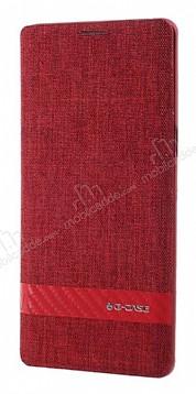G-Case Samsung Galaxy Note 8 Cüzdanlı Kapaklı Kırmızı Kılıf