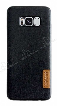 G-Case Samsung Galaxy S8 Deri Rubber Kılıf