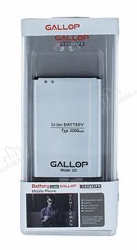 GALLOP LG G3 Batarya