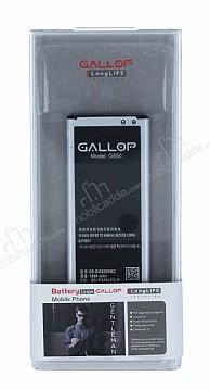 GALLOP Samsung Galaxy Alpha Batarya