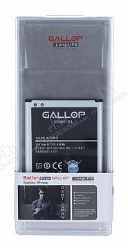 GALLOP Samsung Galaxy S4 Batarya