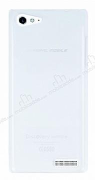 General Mobile Discovery Quadro 4 Şeffaf Kristal Kılıf