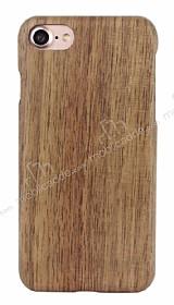 GOODEA iPhone 7 Ultra Thin Darkwood Ahşap Kılıf