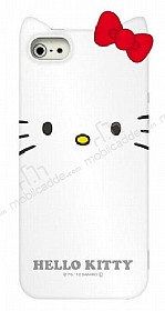 Hello Kitty SAN-161KTA iPhone SE / 5 / 5S Silikon Kılıf