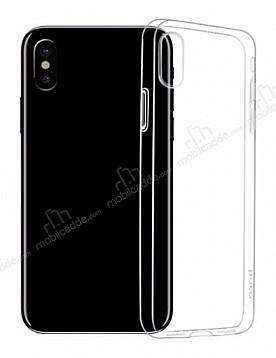 Hoco iPhone X / XS Şeffaf Silikon Kılıf