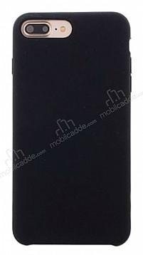 Hoco Original Series iPhone 7 Plus / 8 Plus Siyah Silikon Kılıf