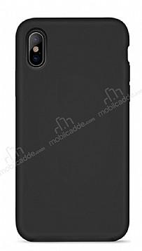 Hoco Original Series iPhone X / XS Siyah Silikon Kılıf