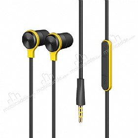 HTC RE-E250 Orjinal Mikrofonlu Siyah Kulakiçi Kulaklık