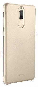 Huawei Mate 10 Lite Orijinal Gold Rubber Kılıf