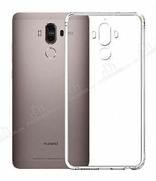 Huawei Mate 10 Pro Ultra İnce Şeffaf Silikon Kılıf