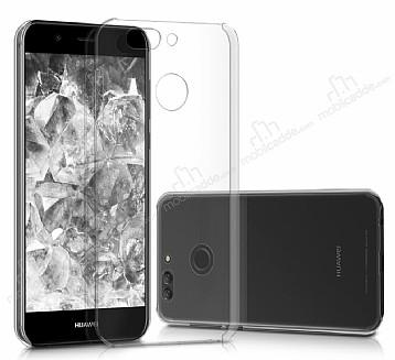 Huawei Nova 2 Plus Şeffaf Kristal Kılıf