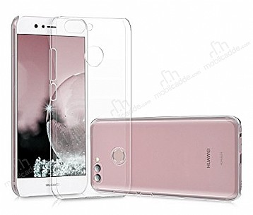 Huawei Nova 2 Şeffaf Kristal Kılıf