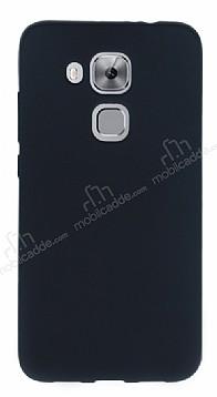 Huawei Nova Plus Mat Siyah Silikon Kılıf