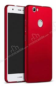 Huawei Nova Tam Kenar Koruma Bordo Rubber Kılıf