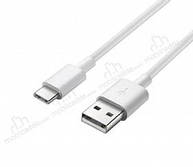 Huawei Orjinal USB Type-C Beyaz Data Kablosu 1m