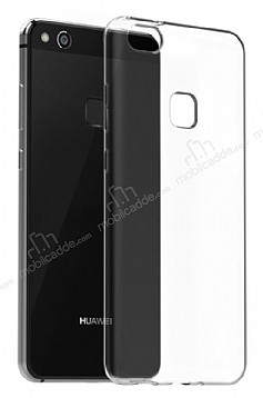 Huawei P10 Lite Şeffaf Kristal Kılıf