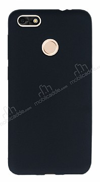 Huawei P9 Lite Mini Mat Siyah Silikon Kılıf
