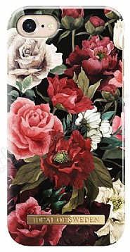 iDeal of Sweden iPhone 6 / 6S / 7 / 8 Antique Roses Kılıf