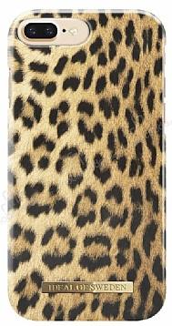 iDeal of Sweden iPhone 6 Plus / 6S Plus / 7 Plus / 8 Plus Wild Leopard Kılıf