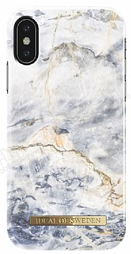 iDeal of Sweden iPhone X Ocean Marble Kılıf