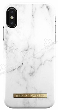 iDeal of Sweden iPhone X White Marble Kılıf