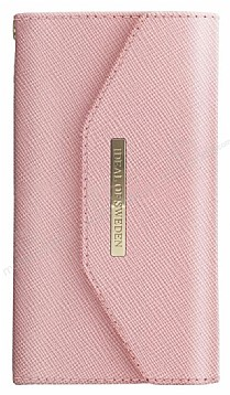iDeal of Sweden Myfair Clutch iPhone 6 / 6S / 7 / 8 Pembe Kılıf