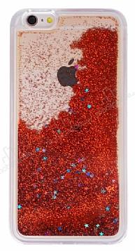 iPhone 6 Plus / 6S Plus Sulu Kırmızı Rubber Kılıf