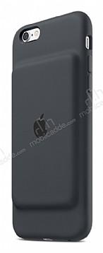 iPhone 6S Orijinal Smart Battery Charcoal Gray Kılıf