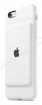 iPhone 6S Orijinal Smart Battery Beyaz Kılıf
