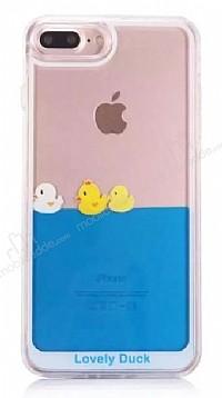 iPhone 7 Plus / 8 Plus Sulu Ördek Rubber Kılıf