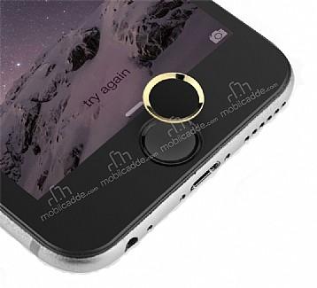 iPhone ve iPad Parmak İzi Okuyuculu Siyah Home Butonu