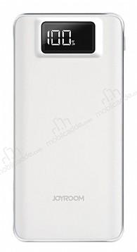Joyroom 10000 mAh Powerbank Beyaz Yedek Batarya